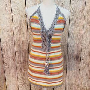 Women's Blush Boutique Knit Swimsuit Cover